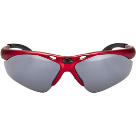 XLC Tahiti SG-C02 Glasses, red/mirrored